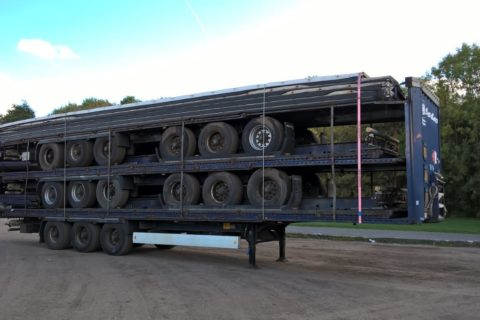 Krone Flatbed 2005