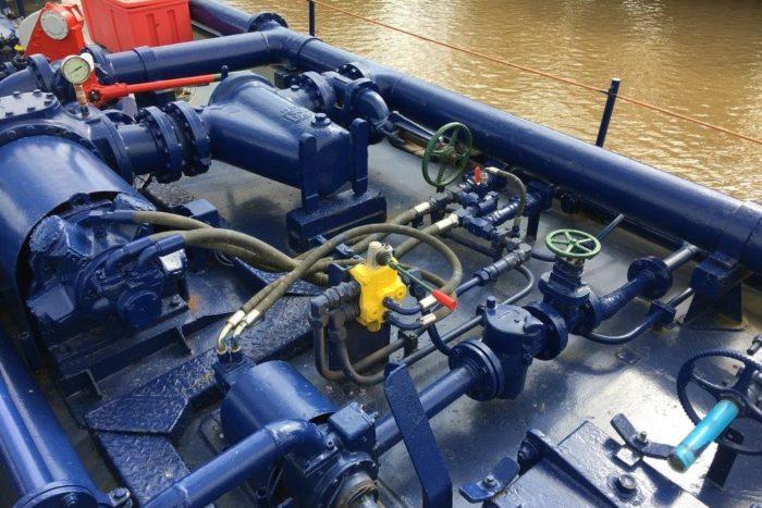 Rix Eagle Cargo Pump (2)