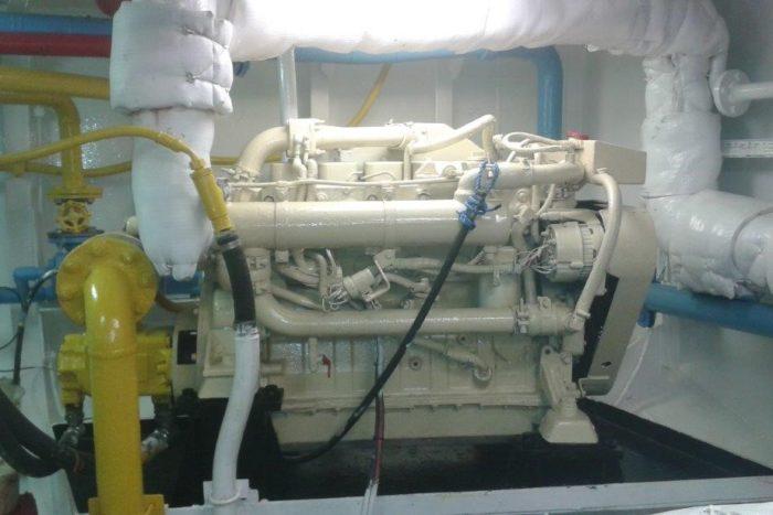 Rix Eagle Hydraulic Engine (002)