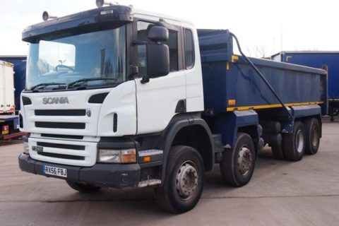 Scania T 56